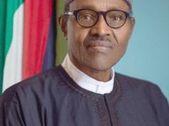 President Muhammadu Buhari...