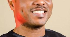 ...Yinka Ayefele, MON...happy that he is now 'Baba Ibeta'...