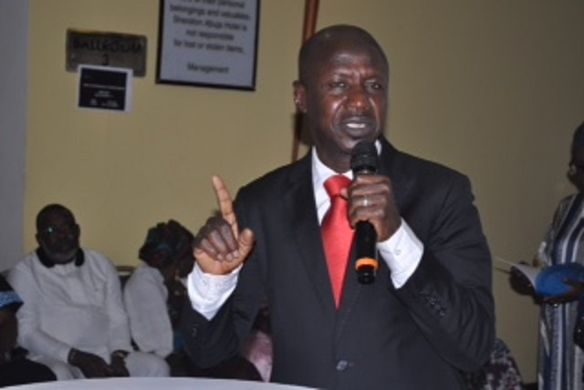 Image result for EFCC secures  1,070 convictions between January, November 2019