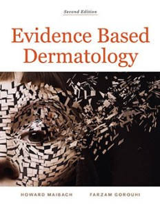 Evidence Based Dermatology cover image