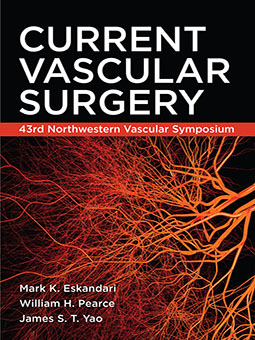 Current Vascular Surgery: 43rd Northwestern Vascular Symposium cover image