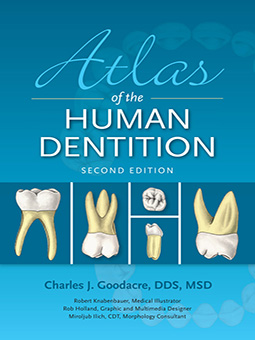 Atlas of the Human Dentition cover image