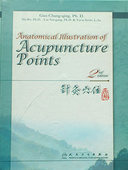 Anatomical Illustration of Acupuncture Points cover image