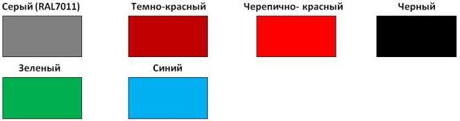 Цвет полиуретановых эластичных мембран цвет полимочевины