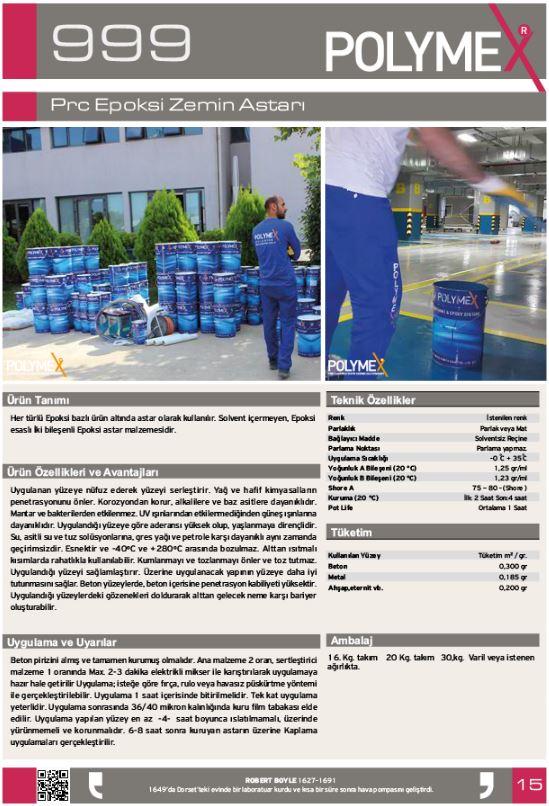 ARF POLYMEKS CHEMICALS LTD POLYMEX полиуретановые покрытия_00011