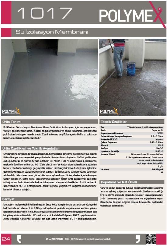 ARF POLYMEKS CHEMICALS LTD POLYMEX полиуретановые покрытия_00019