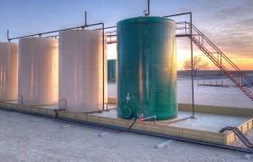 Titan_Liner каре резервуаров с нефтепродуктами