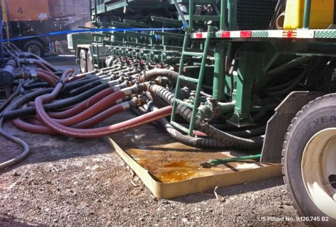 titanliner зона розлива нефтепродуктов