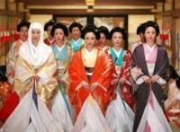 【日本TVドラマ】<連続>大奥〜第一章〜2004年10月 主演は松下由樹。他に高島礼子