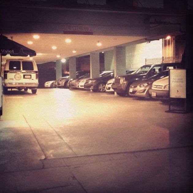 Hotel Valet Parking Services