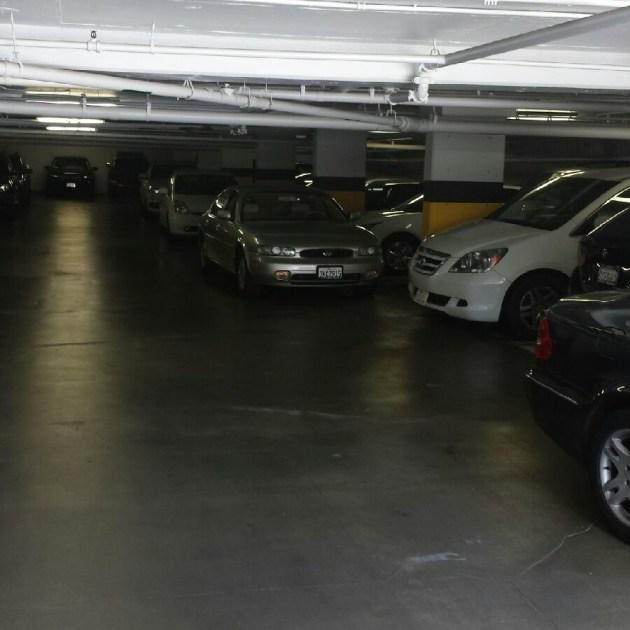 parking lot management solutions
