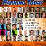 Parking Today NPA 40 Under 40