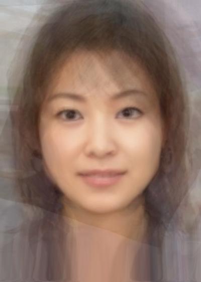 Average Japanese Woman