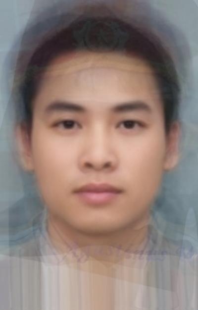 Average Vietnamese Male