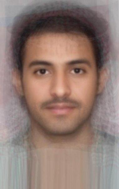 Average Saudi Male