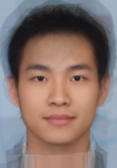 Average Taiwanese Male