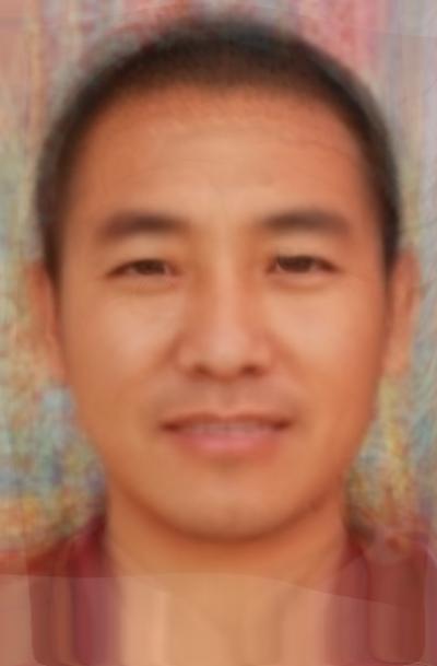 Average Tibetan Man