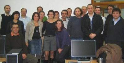 Учредителите на българската секция на IIBA