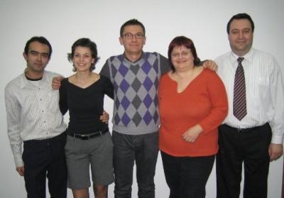 Инициаторите за създаване на секция на IIBA
