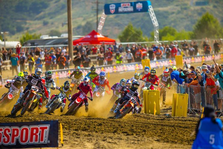 The Lucas Oil Pro Motocross Championship made its return to Pala's Fox Raceway.