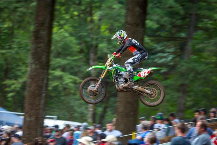 Cianciarulo was in the hunt all afternoon, but settled for the runner-up spot.