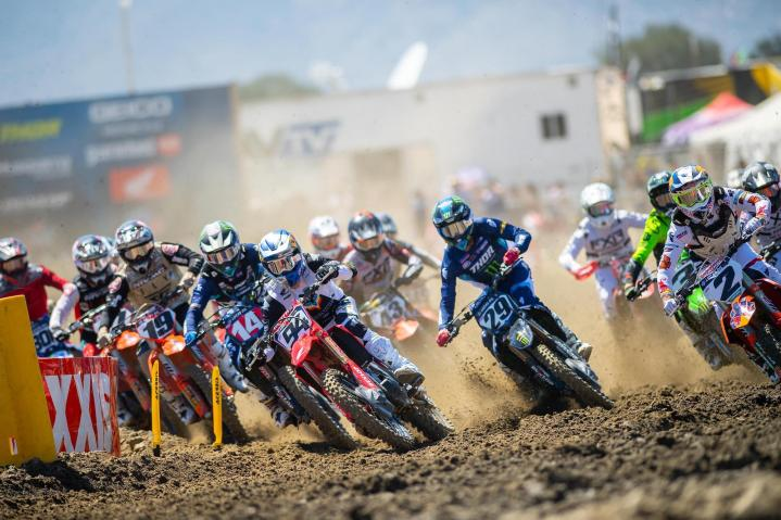 The penultimate round of the 2021 season featured temperatures nearing the triple digits.