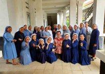 PMY Regio Indonesia bersama Romo Sunardi SCJ
