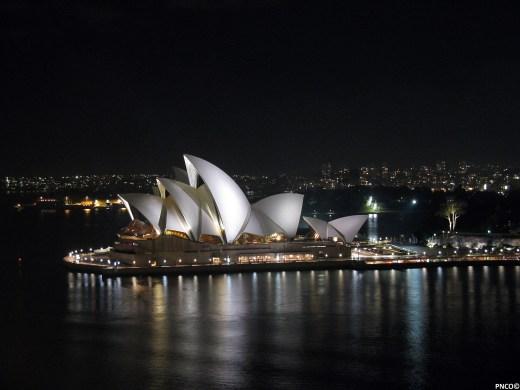 Opera House side