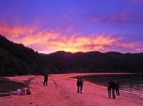 Sunset @ Tasman3