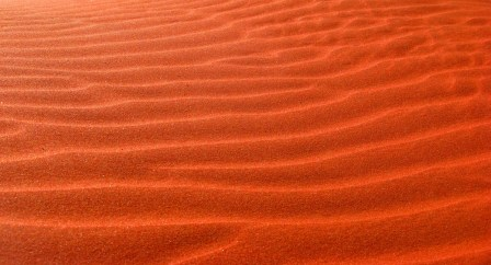 Red Desert Sand klein