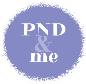 Logo for PND and Me