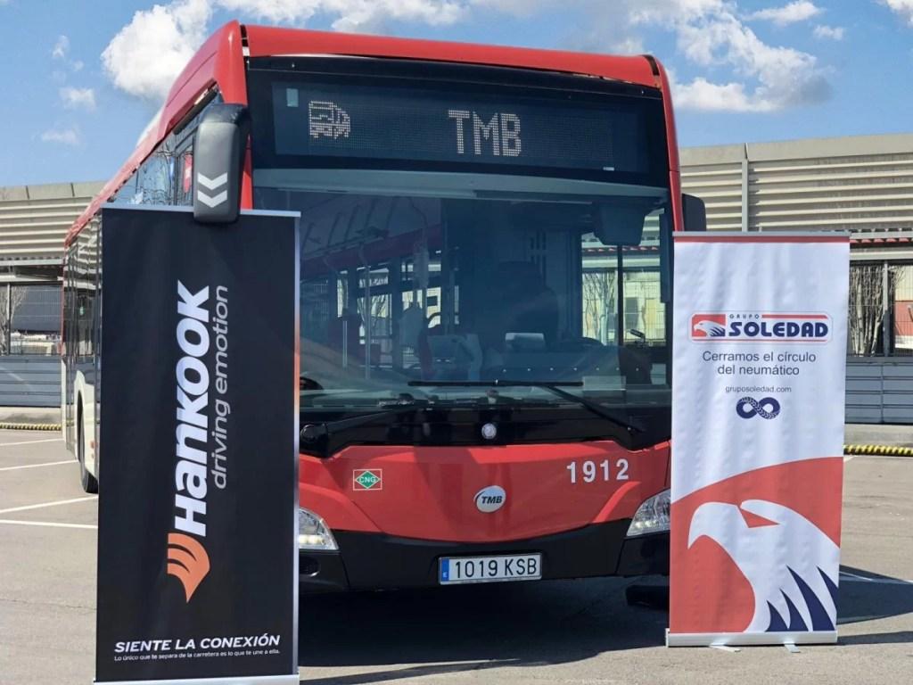20190521_Hankook_Tire_Grupo_Soledad_and_Transports_Metropolitans_de_Barcelona_bus_tyre_supply_02