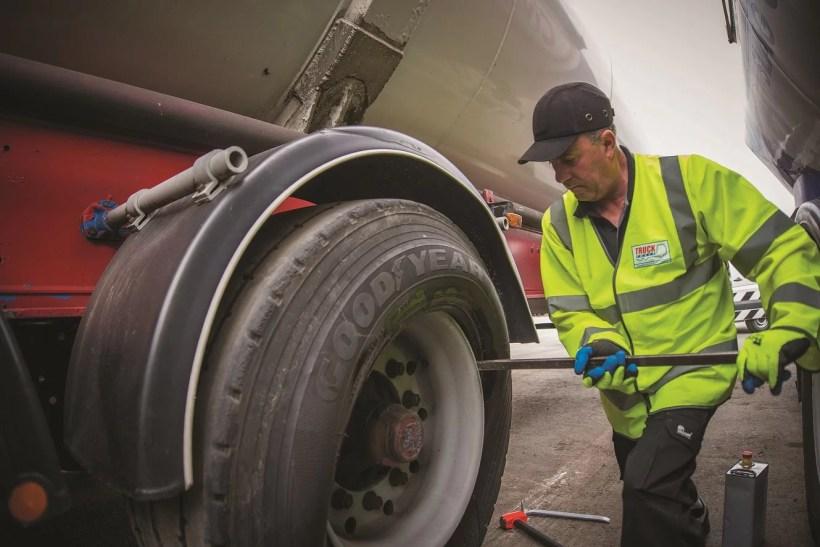 Mechanik TruckForce