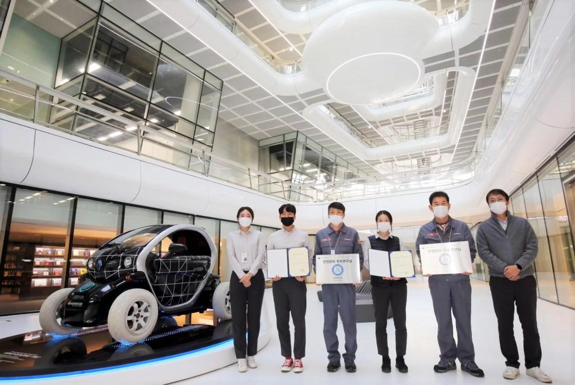 20201125_Hankook_Technodome_receives_safety_management_certification_2
