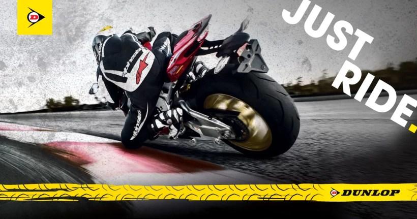Just Ride Dunlop