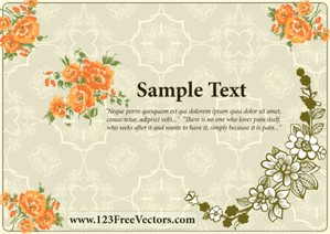 wedding card clipart in ai svg eps or psd