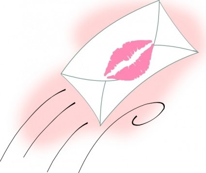 Image result for kiss the envelope