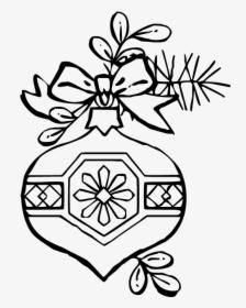 Christmas Ornament Coloring Page Christmas Ornament Coloring Page Png Transparent Png Transparent Png Image Pngitem