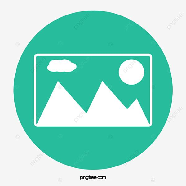 Flat Icon Gallery, Flat Icons, Gallery PNG Transparent ...