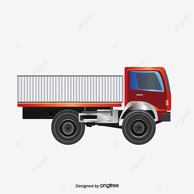Truck Truck Vector Truck Clipart PNG And Vector With