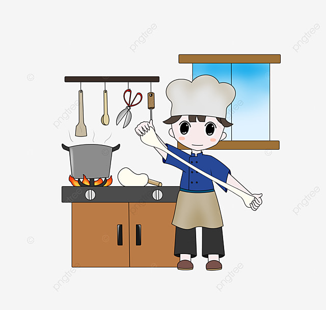 Beauty Chef Beauty Vector Chef Vector Kitchen Knife PNG