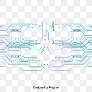 Circuit Board Png, Vector, PSD, and Clipart With