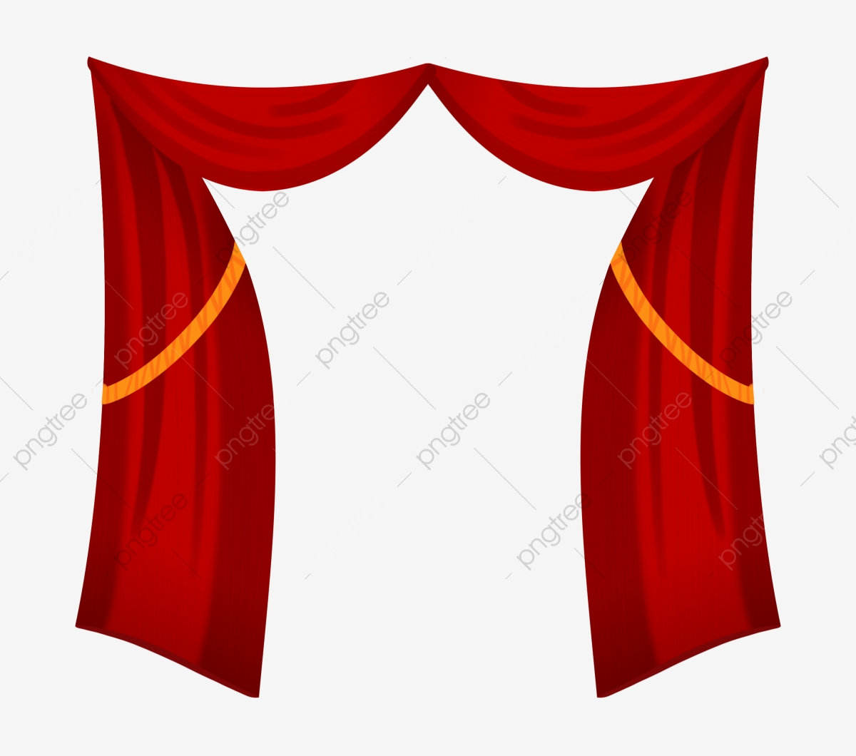 https pngtree com freepng hand painted red curtain open curtain illustration red curtain beautiful curtain 3905766 html