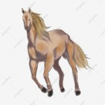 Decorative Elements Free Running Horses To Pull The Material Brown Horse Steed Run Png Transparent Clipart Image And Psd File For Free Download