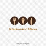 Restaurant Logo Png Vector Psd And Clipart With Transparent Background For Free Download Pngtree
