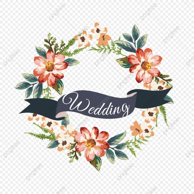 Multiple Flower Clipart Wedding Png And Vector