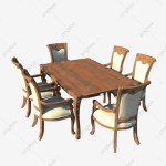 Dining Table Png Images Vector And Psd Files Free Download On Pngtree