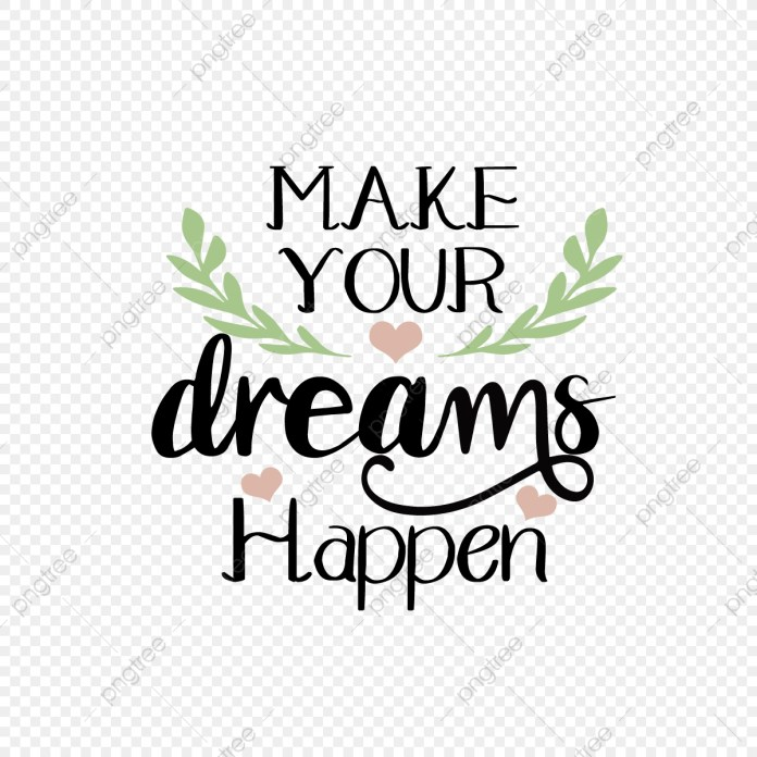 Dreams Come True Png Images Vector And Psd Files Free Download On Pngtree