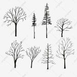 Sketch Tree Png Images Vector And Psd Files Free Download On Pngtree