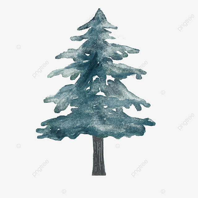 5 different 3d models of each tree in each scene. Pine Tree Watercolor Trees Pine Tree Clipart Pine Tree Snow Png Transparent Clipart Image And Psd File For Free Download